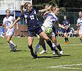 CNU Christopher Newport University Virginia Wesley College Dover Delaware women's soccer NCAA (15207306348).jpg