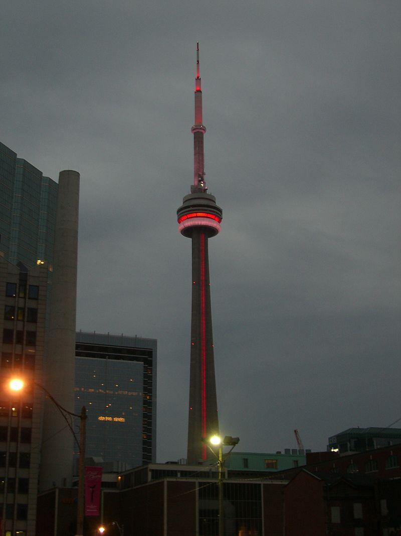 Torre CN (año 1973)