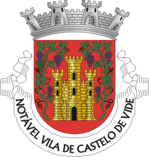 Castelo de Vide - Image: CVD
