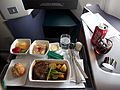 CX 494 - Business Class - Cathay Pacific (7589628364).jpg