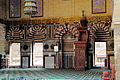Cairo - Moschee al-Ashraf Barsbay 04 Qibla.JPG