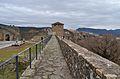 Camí de ronda del castell de l'Aïnsa.JPG