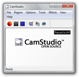 CamStudio su Windows