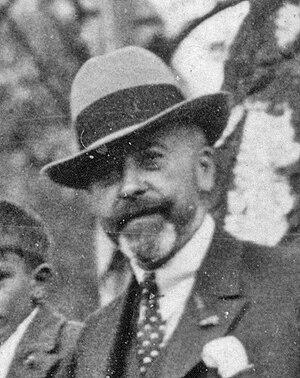 Nestor Cambier - Nestor Cambier in 1930