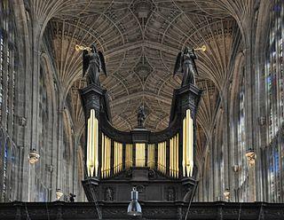 Organ scholar subclass of an Organist