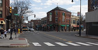 Inman Square United States historic place