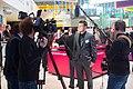 Camera, spotlight, action - Dell CeBIT movie coming soon (8540520759).jpg