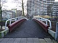 Campanulastraatbrug - Wilgenlei - Schiebroek - Rotterdam - View of the bridge from the northeast.jpg
