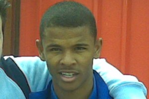 Fraizer Campbell - Campbell with Manchester United reserves in 2007
