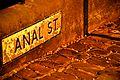 Canal Street (Manchester) Sign Post.jpg