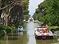 Canal de Jonction at Salleles d'Aude(Nancy).JPG