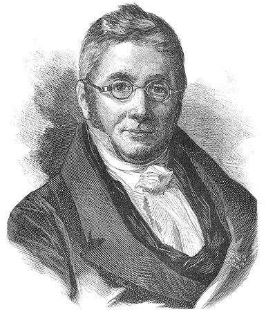 Candolle Augustin Pyrame de 1778-1841