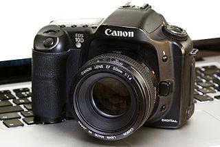 Canon EOS 10D Still camera model