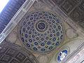 Capilla Pazzi. Bóveda del atrio de luca della Robbia.jpg