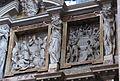 Cappella paolina o borghese, monum di paolo V del ponzio con cariatidi di pietro bernini 03.JPG