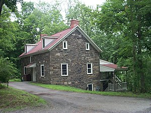 Capt. Jacob Shoemaker House - Capt Jacob Shoemaker House, July 2007