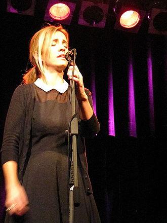 Cara Dillon - Dillon performing in 2014