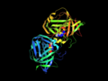 Carbonic anhydrase XII + acetazolamide.png