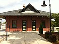Carolina Southern Railroad Whiteville Depot August 2013 - panoramio (3).jpg