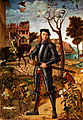 Carpaccio - Young knight in a landscape - unrestored.jpg