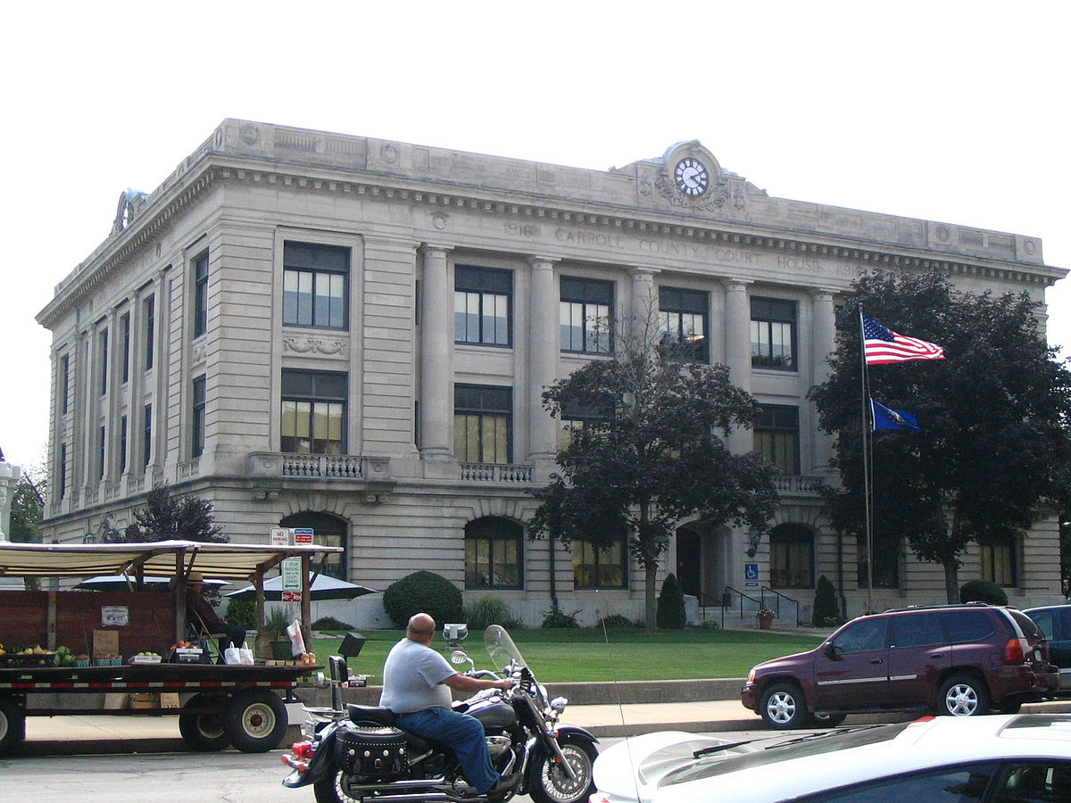 Carroll County Indiana Wikipedia