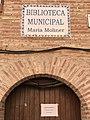Cartel Biblioteca María Moliner en Paniza.jpg