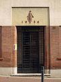Casa al c. Iscle Soler 21, porta.jpg