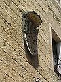 Casa de la cadena. Detalle de escudo en fachada.jpg