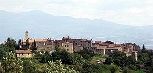 Casale di Pari - View of Casale di Pari
