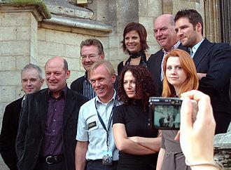 Flikken - The cast of Flikken in 2009