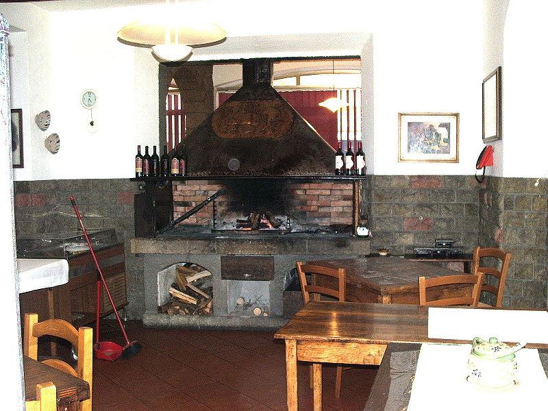 File:Castel del Piano-Cucina con forno a legna.jpg - Wikipedia