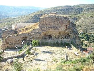 Ademuz - Image: Castell d'Ademuz
