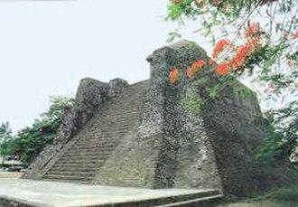 Castillo de Teayo, Veracruz - Archaeological site