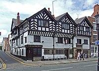 Castle Street and Ye Olde Kings Head - geograph.org.uk - 874255.jpg