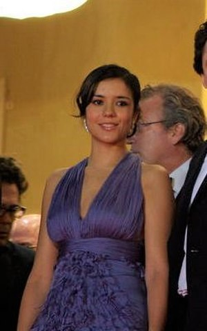 Catalina Sandino Moreno - Sandino Moreno at the 61st Cannes Film Festival, May 2008