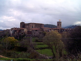 Santa Pau - Castle