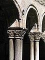 Cathédrale Saint-Lizier de Saint-Lizier cloitre 04.jpg