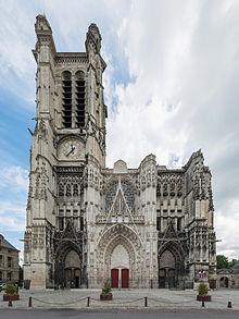 Nantes Cath Ef Bf Bddrale Saint Pierre Et Saint Paul Restauration Des Baies