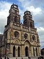 Cathédrale Sainte-Croix Orléans façade4.JPG