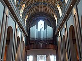 Cathedral of the Blessed Sacrament interior - Altoona, Pennsylvania 09.jpg