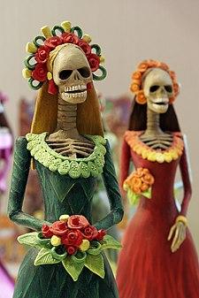Catrinas, Dia de los Muertos