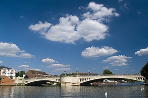 Caversham, Reading - Image: Caversham Bridge