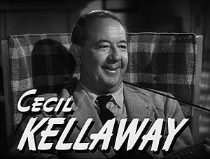 Cecil Kellaway - from the trailer for The Postman Always Rings Twice (1946)