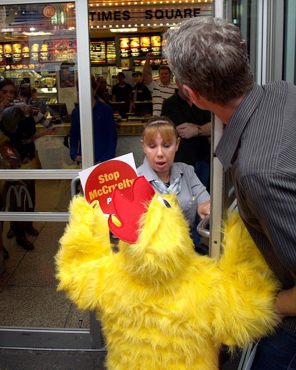 Centerfold Stripper Midgets Chickens 39 2010 Shankbone