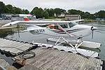 Cessna U.206E Super Skywagon 'LN-BEM' (44320368904).jpg