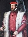 Château de Chantilly, François Clouet, portrait of Odet de Coligny.JPG