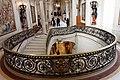 Château de Chantilly - Vestibule d'Honneur - La rambarde - PA00114578 - 004.jpg