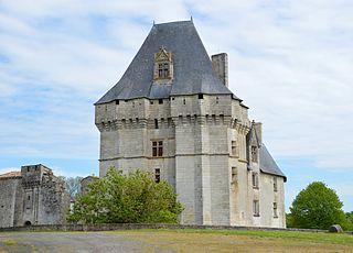 Cherveux Commune in Nouvelle-Aquitaine, France