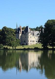 Château de la Verrerie (Cher) castle