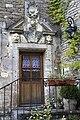 Châteauneuf en Auxois-Maison du mouton (porte).jpg